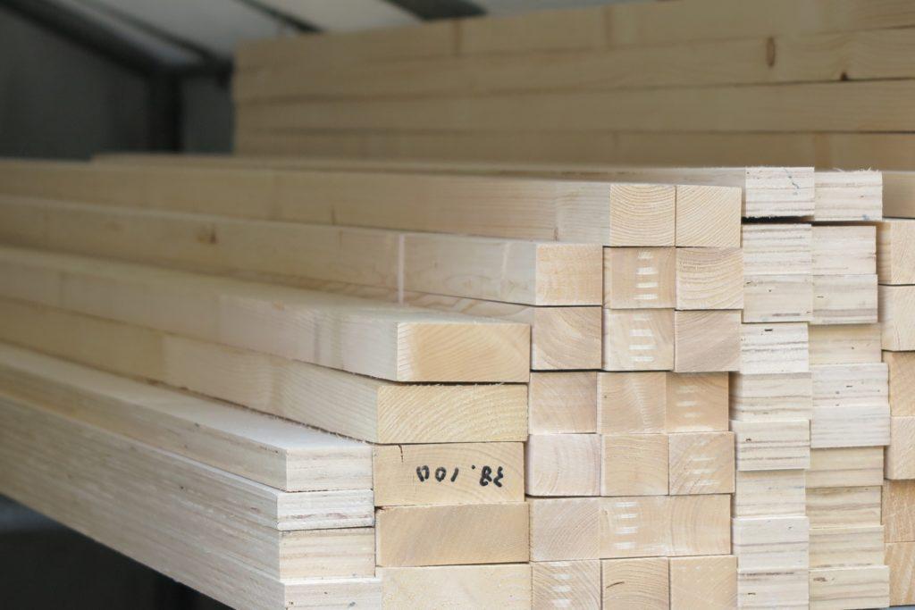 木材 呼吸