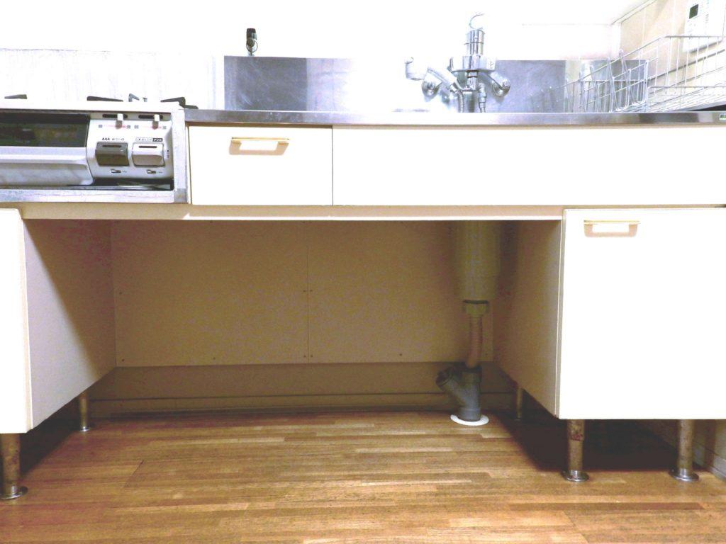 車椅子対応 キッチン