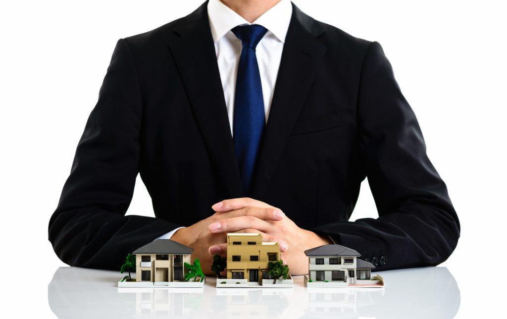 住宅販売会社