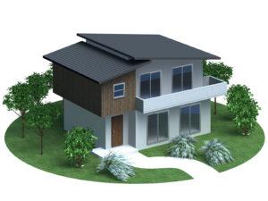 マイホームの屋根