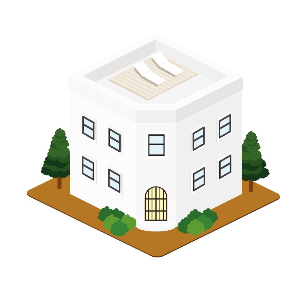 屋根 防水 種類