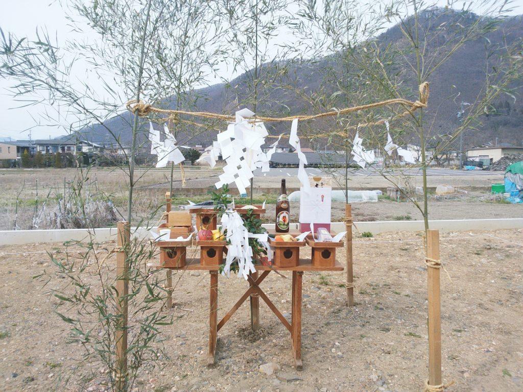 祭壇 造り方