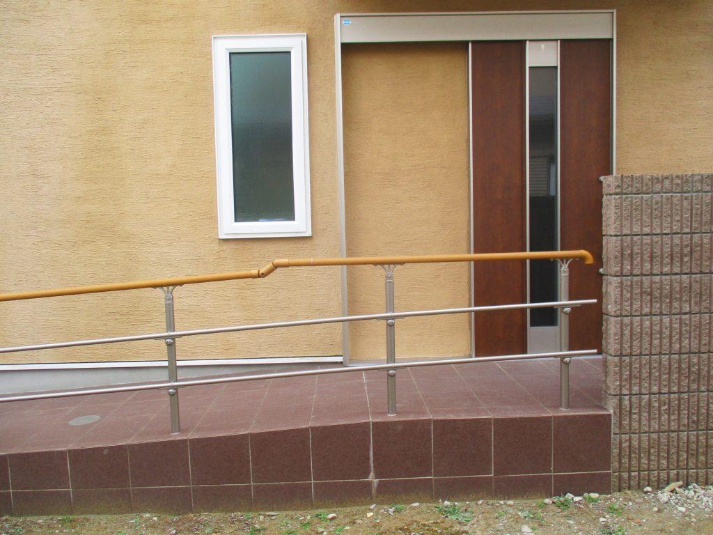 階段 スロープ