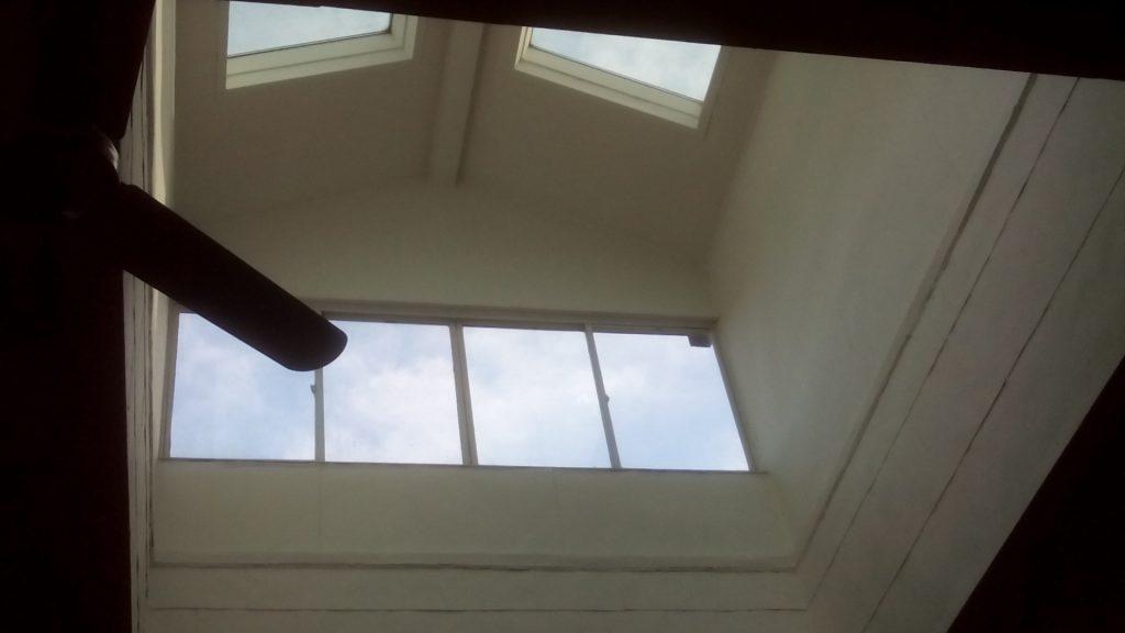 開閉式 天窓