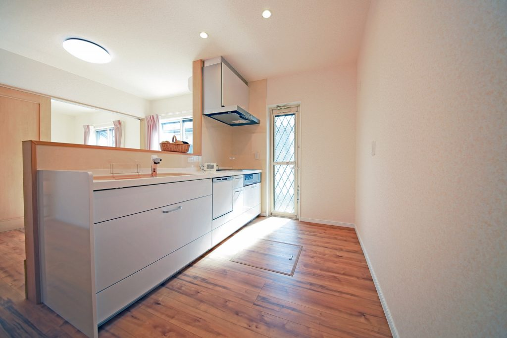 台所の使用面積