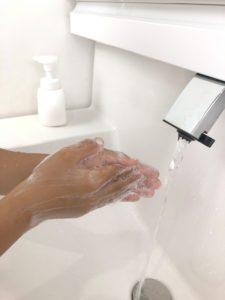 トイレ 手洗い