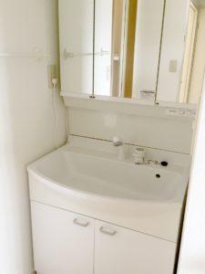 シンプル 洗面台